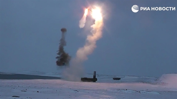 Nga có đòn đánh đất nhanh gấp 3 hơn lần Tomahawk