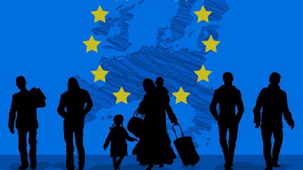 Châu Âu khủng hoảng vì người di cư