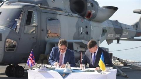 NATO giấu 9 căn cứ quân sự ở trên đất Ukraine
