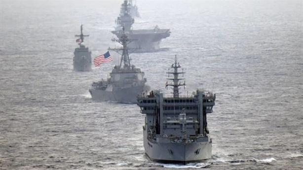 Mỹ muốn trừng phạt Trung Quốc vì hành động ở Biển Đông