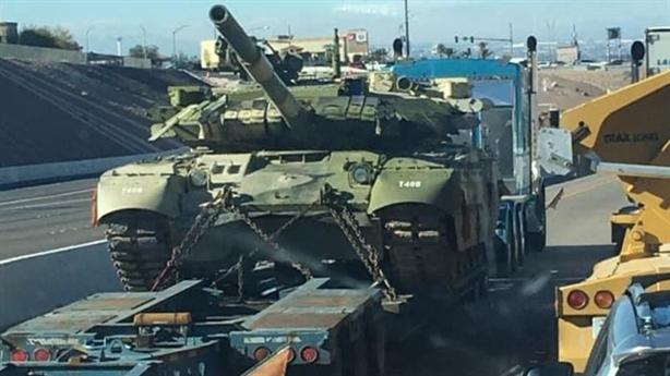 Mỹ mua Oplot sau khi được so sánh với Armata