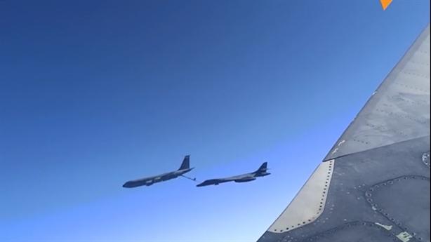 Tướng USAF: Mỹ sẵn sàng khi Su-30 áp sát B-1B