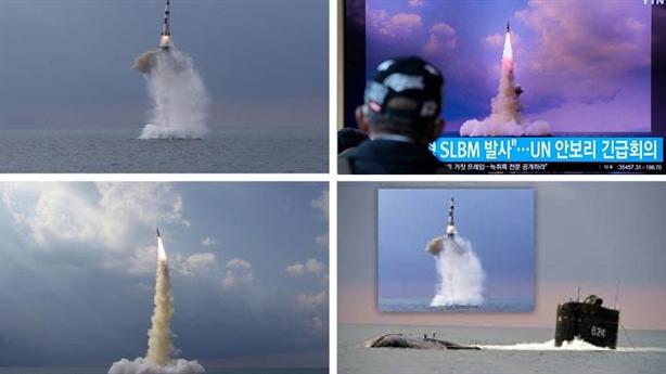 Bình Nhưỡng: Mỹ có ICBM, cớ gì cấm Triều Tiên thử SLBM?