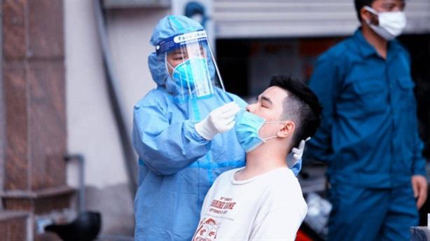 Nhân viên Bệnh viện 108 cùng vợ nhiễm COVID-19