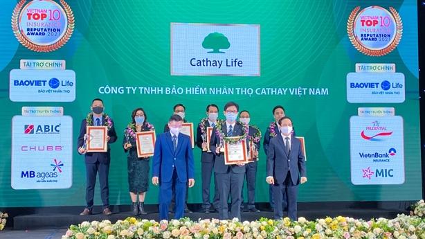 Cathay Life Viet Nam - Công ty Bảo hiểm uy tín 2021