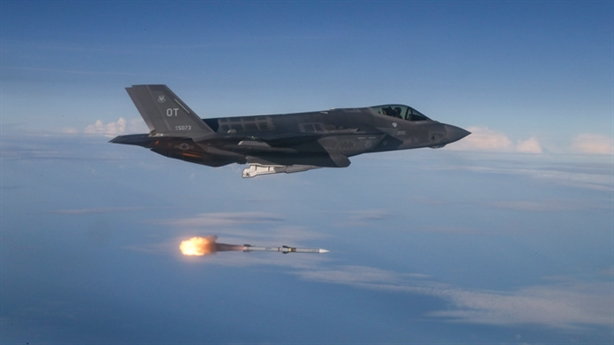 F-35 tìm được kẻ thay thế tên lửa Thổ