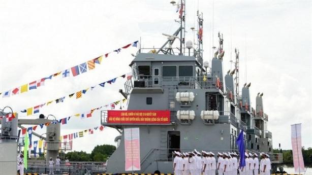 Trang bị của tàu vận tải RoRo 5612 Việt Nam