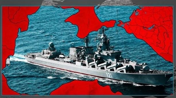 Phản ứng của Nga khi NATO tăng quân đến Biển Đen