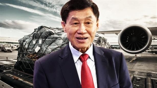 Ông Hạnh Nguyễn được hướng dẫn thủ tục lập hãng bay