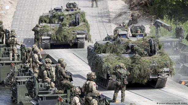 Nga có lỗi trong việc NATO lên kế hoạch chiến tranh