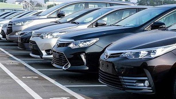 Bất chấp dịch Covid-19, ô tô nhập khẩu liên tục tăng