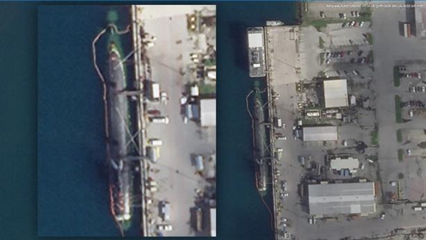 USS Connecticut lần đầu lộ diện sau cú va chạm bí ẩn
