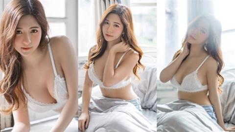 Người đẹp Thái Lan hờ hững quá gợi cảm