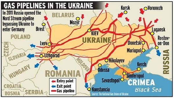 Ukraine lấy gì để 'cung cấp' cho EU 55tỷ m3 khí đốt/năm?