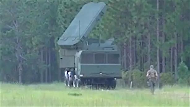 Mỹ diễn tập với radar thật của S-300