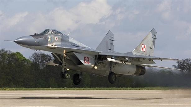 Lí do Ba Lan phải cho MiG-29 nằm đất