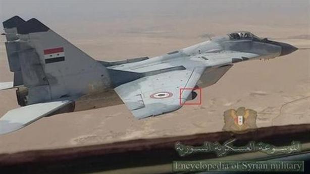 Nga giúp MiG-29 Syria sử dụng bom 'ném và quên'