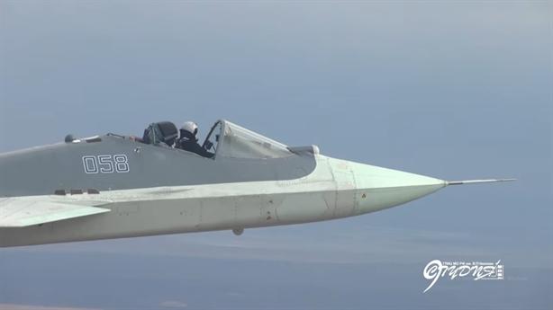 Su-57 Nga gây chấn động giới quân sự phương Tây