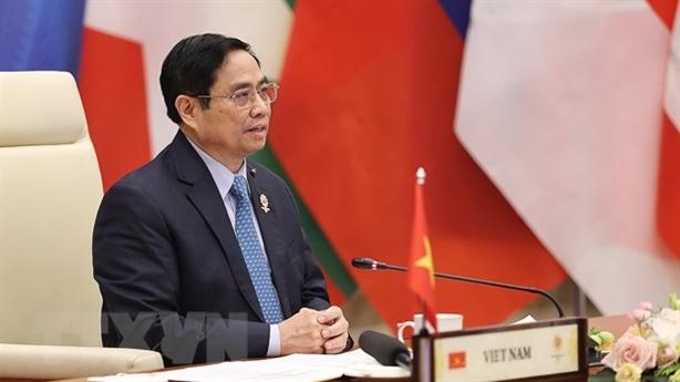 Thủ tướng Phạm Minh Chính: ASEAN cần định vị chỗ đứng mới