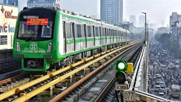 Yêu cầu bàn giao đường sắt Cát Linh-Hà Đông trước ngày 10/11