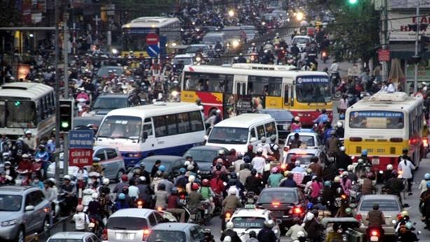 Từ năm 2025 Hà Nội thu phí xe vào nội đô?