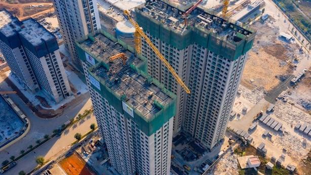 Giá chung cư vẫn tăng dù giao dịch giảm mạnh