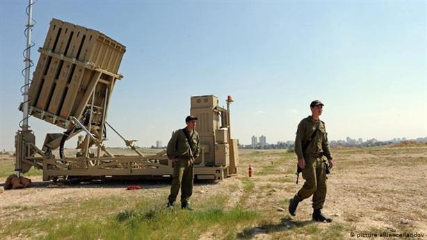Israel phải gia cố phòng thủ sau khi Al-Tanf bị tấn công