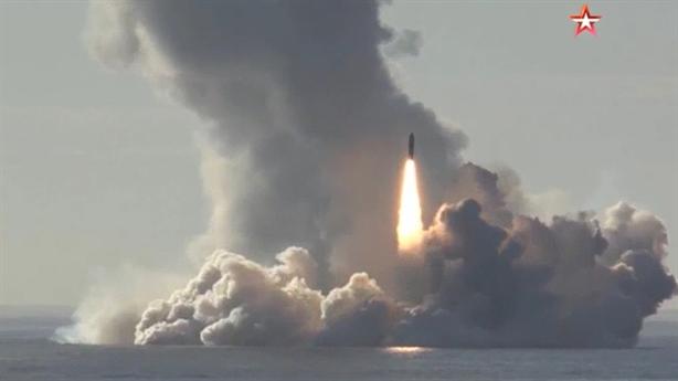 Đô đốc Nga: Bulava vượt qua mọi hệ thống phòng thủ