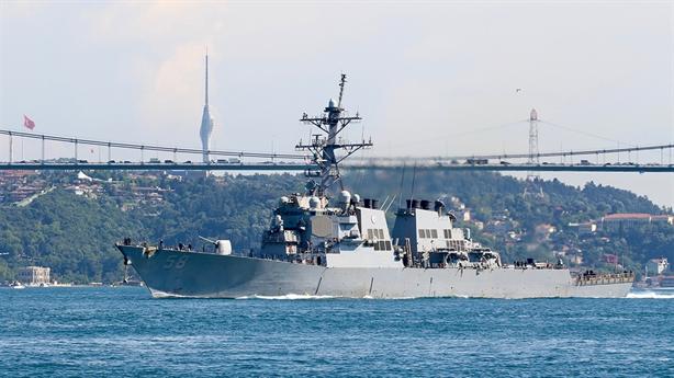 Tướng Hodges: Mỹ cần Thổ để có chân ở Biển Đen