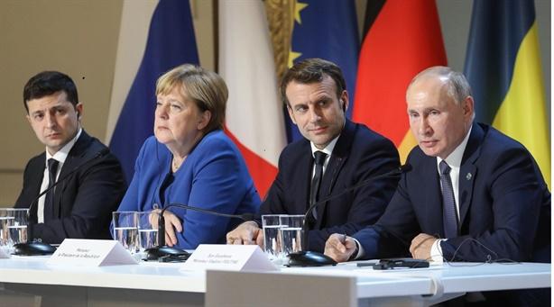 Nga chỉ trích Đức, Pháp không một lời nhắc nhở Ukraine