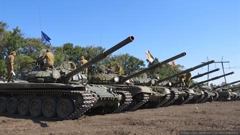 Quân đội Ukraine bất ngờ mở cuộc tấn công lớn vào Donbass