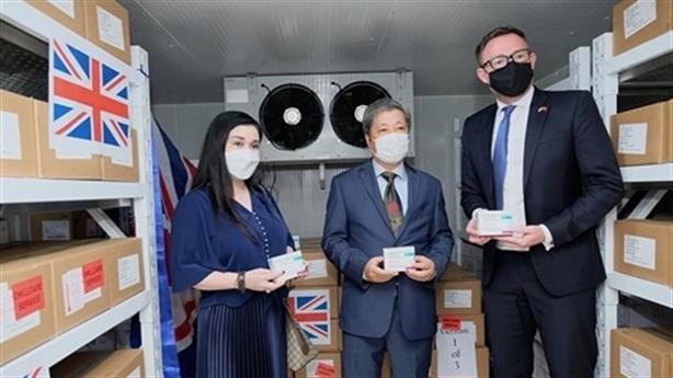 Món quà ý nghĩa Việt Nam sắp nhận từ Vương quốc Anh