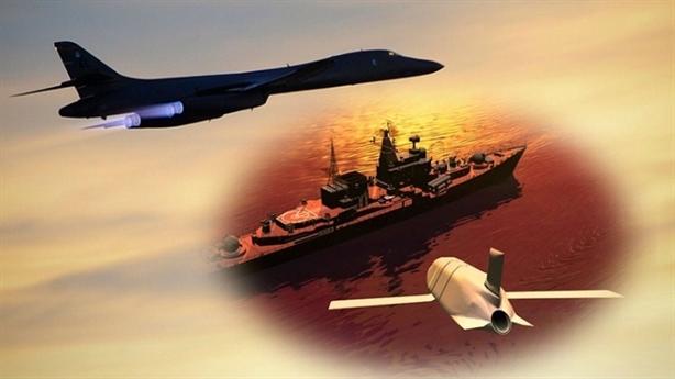 Forbes tin 2 chiếc B-1B đánh chìm được cả Hạm đội Baltic